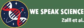 We Speak Science  Organization